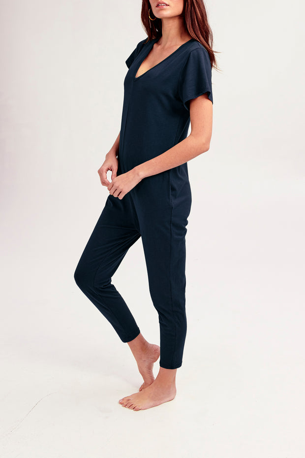 a39780723f01 THE SUNDAY ROMPER IN NAVY