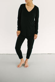 The Lily Over-T | Smash + Tess Women's Loungewear, sleepwear for women