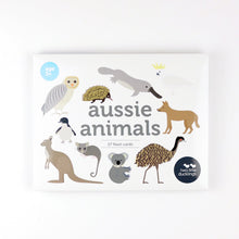 Two Little Ducklings - Aussie Animal Flashcards