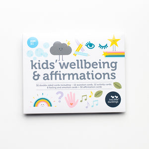 Two Little Ducklings - Kids' Wellbeing and Affirmation Cards