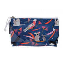 Small Cosmetics Bag - Aussie themed fabrics - take your pick!