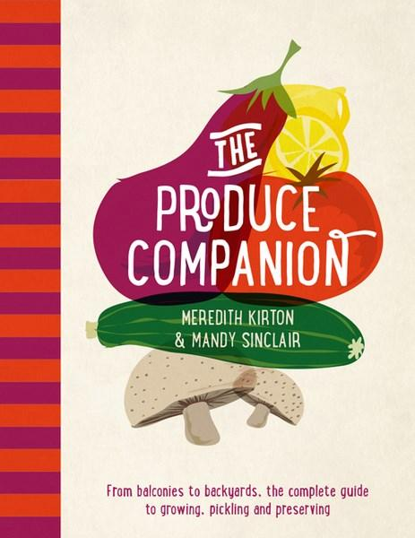 The Produce Companion - Book