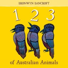 An Australian 123 of Animals