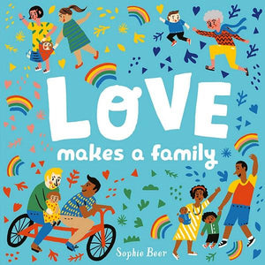Love Makes a Family  - book