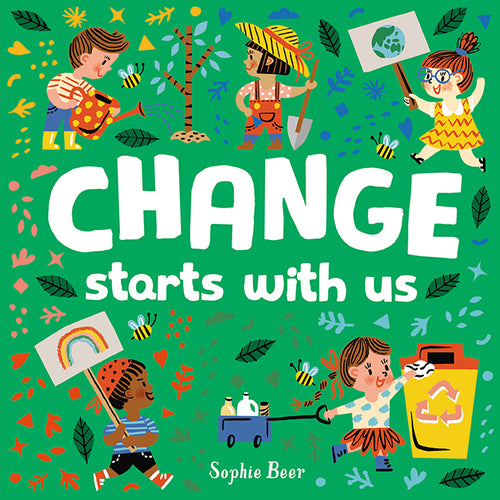 Change Starts with Us  - book