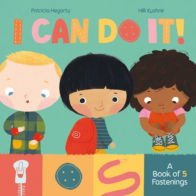 I Can Do It  - book