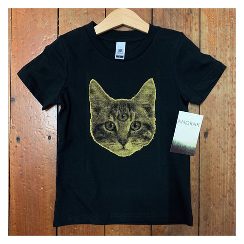 """Meow""© T-shirt for youth by Anorak®"