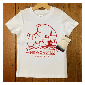 """Newy""© T-shirt for youth by Anorak®"
