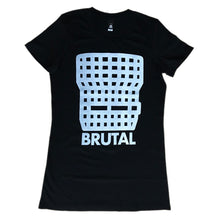 """Brutal""© T-shirt for Her by Anorak®"