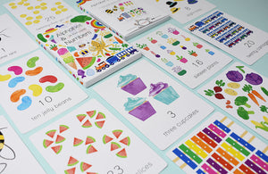 Rhi Creative Kids Flash Cards
