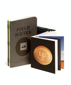 Field Notes - SPRING 2020 QUARTERLY EDITION VIGNETTE