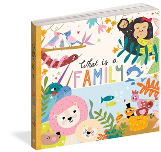 What is a Family?  - book