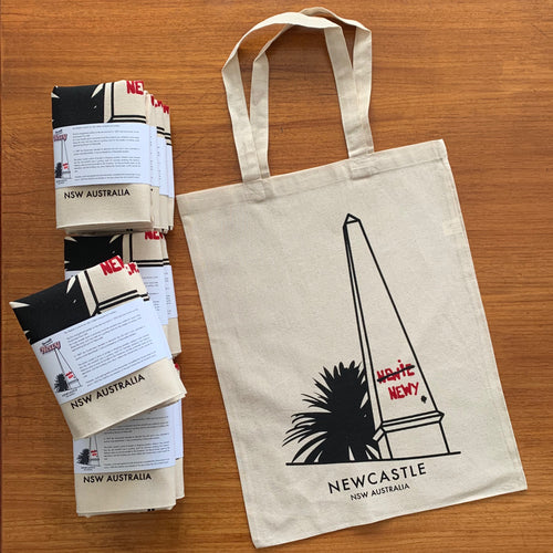Dissent (Newcastle Obelisk) Tote© by Anorak®