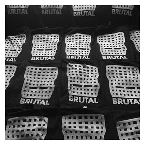 """Brutal""© T-shirt for Him by Anorak®"
