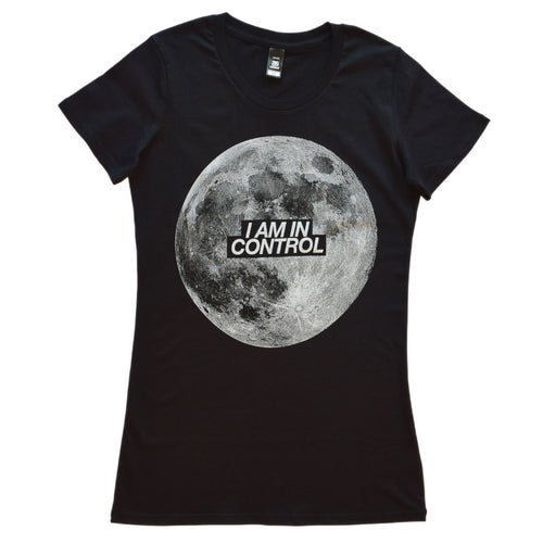 In Control© T-shirt for Her by Anorak®