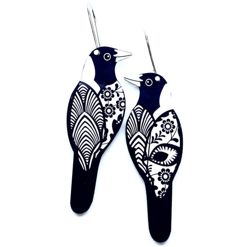 Smyle Designs - Magpie Earrings