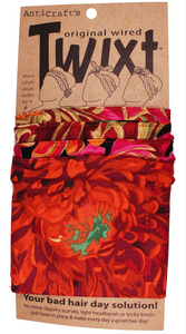 Anticraft Wired Head Scarf CHRYSANTHEMUM FLORAL - TWIXT