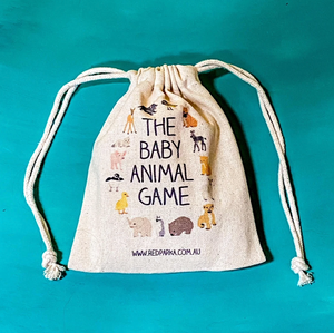 The Baby Animal Memory Game by Red Parka (Jen Cossins)