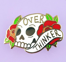Jubly Umph - OVER THINKER LAPEL PIN