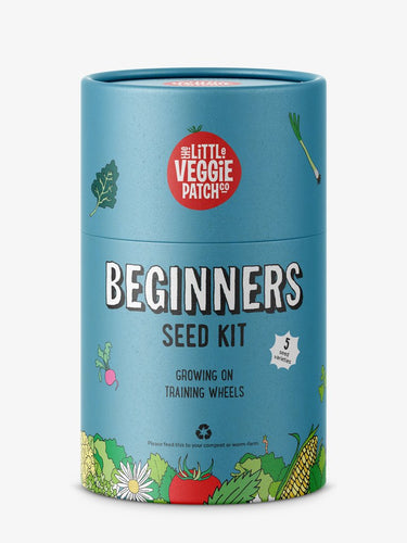 Little Veggie Patch Co - BEGINNERS SEED KIT