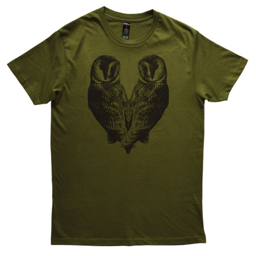 The Owls are not what they seem© T-shirt for Him by Anorak®