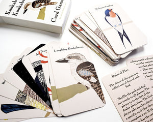 Bridget Farmer -  card game - Kookaburra Kookaburra