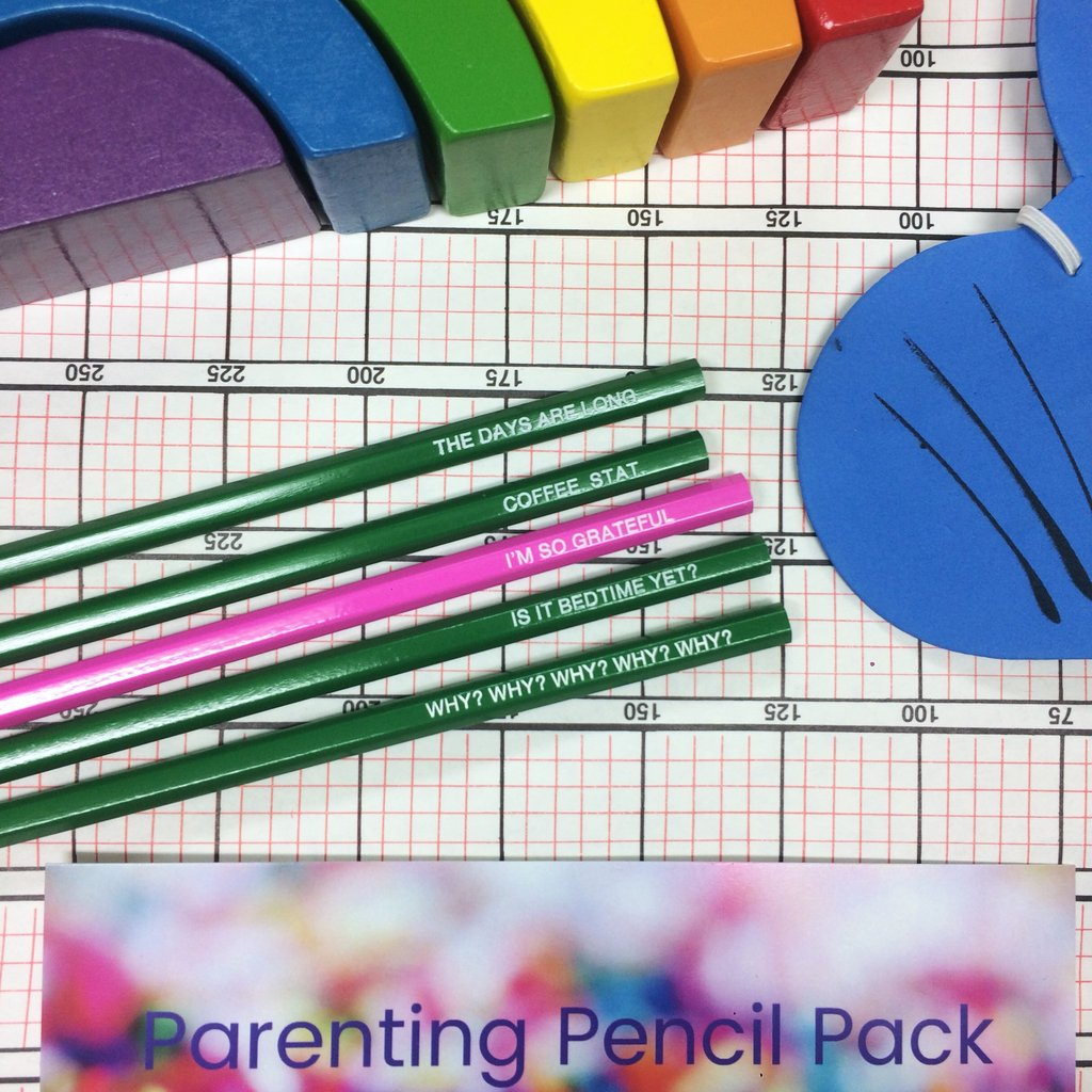 Emma Makes - Parenting Pencil Pack
