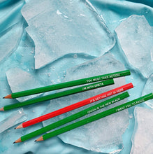 Emma Makes - Climate Change pencil pack