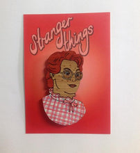 Milk Thieves - Barb from Stranger Things brooch