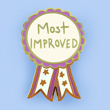Jubly Umph - Most Improved LAPEL PIN