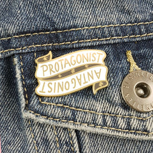 Jubly Umph - Protagonist/Antagonist Lapel Pin