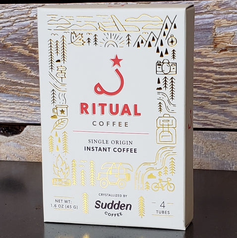 "Ritual ""Instant"" Coffee - 4 Pack"
