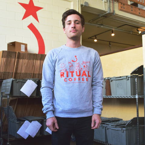 Ritual Animals Crewneck Sweatshirt