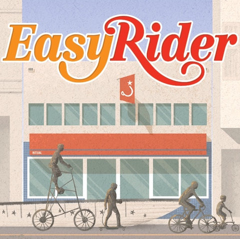 """Easy Rider"" Summer Seasonal Espresso"