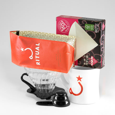 Make Your Own Damn Coffee! Gift Set