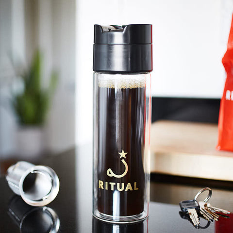 SOMA x Ritual Brew Bottle