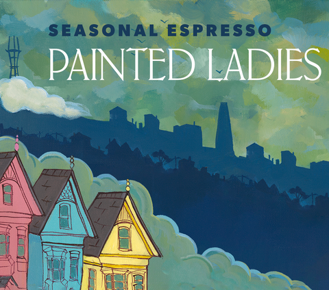 Painted Ladies Seasonal Espresso