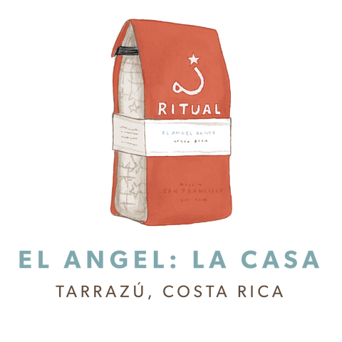 El Angel: La Casa, Costa Rica