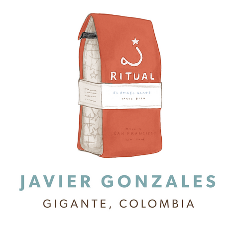 Javier Gonzales Microlot, Colombia