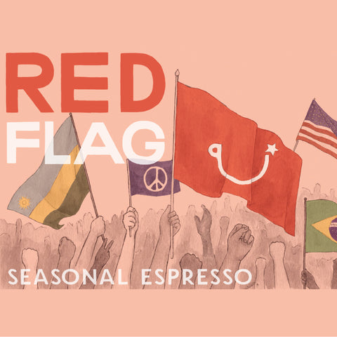 Red Flag Seasonal Espresso