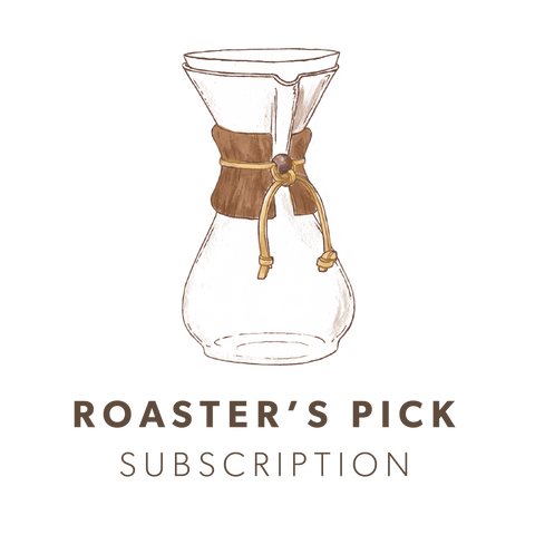 Roasters' Pick Subscription