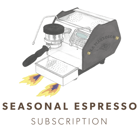 Seasonal Espresso Subscription