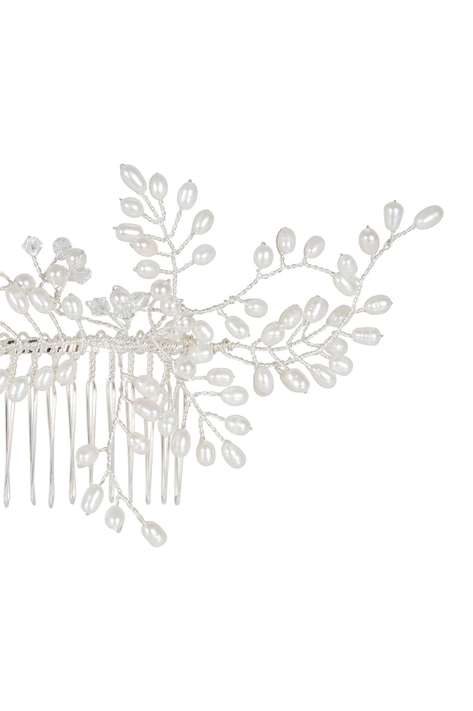 wedding hair combs vintage