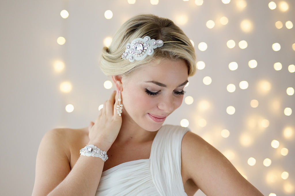 Diadem Statement Headdress