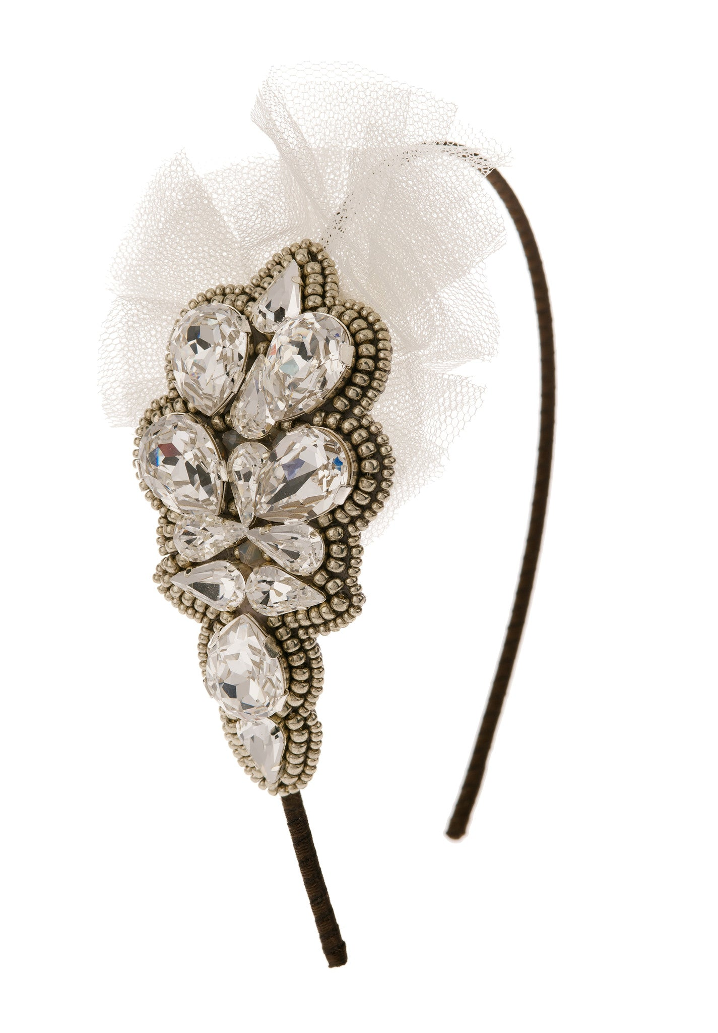 Folies Bergere Headdress