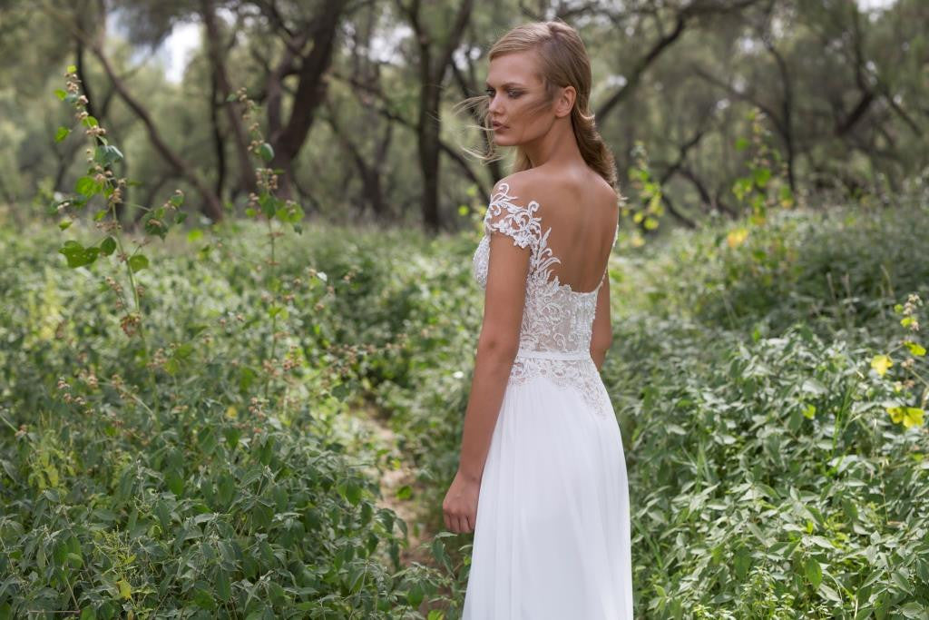 lace wedding dresses 2018