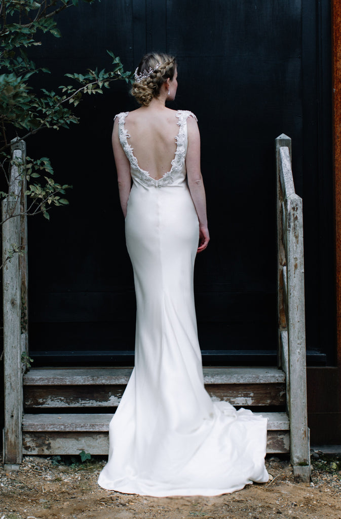 wedding dresses in london