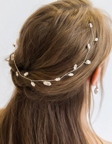 Dew Drop Headpiece
