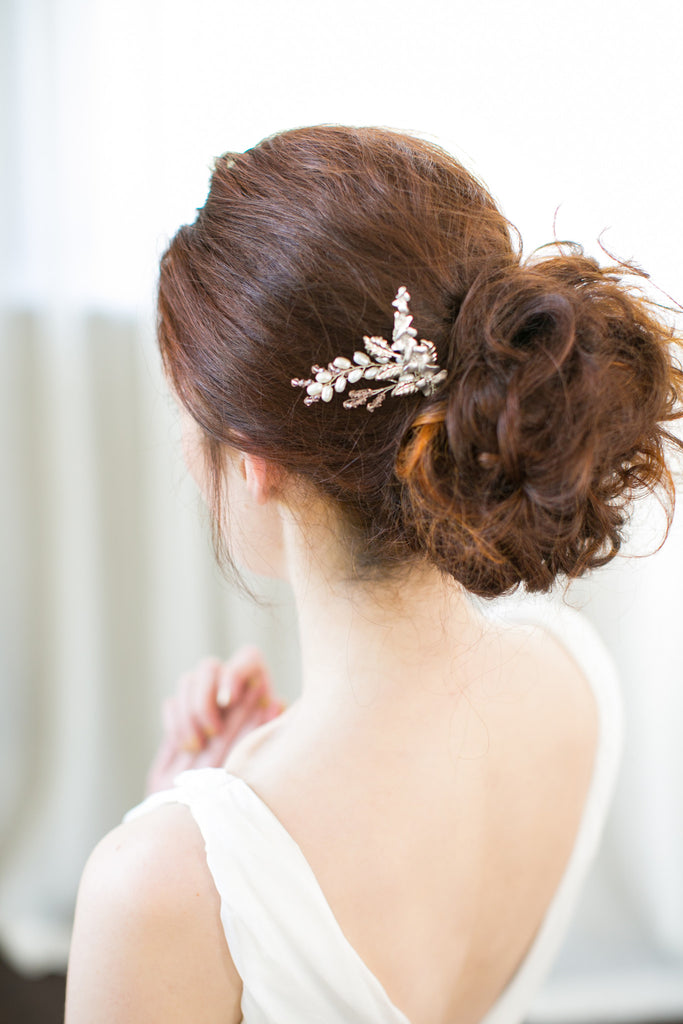 Flower Queen Rose Hair Pin