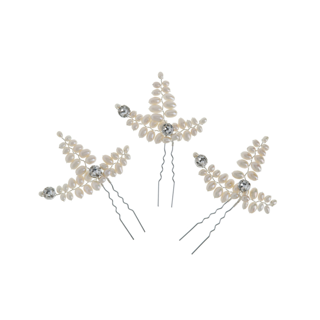 Laurel Hairpins